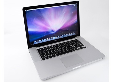 "Apple Macbook Pro 15""  2.66 GHz Core 2 Duo 4 Go RAM"