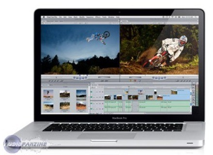 Apple macbook pro unibody 15""