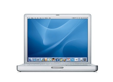 Apple Powerbook G4 1,5 GHz Combo 512 12""