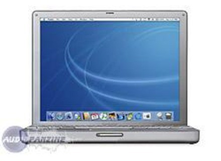 Apple Powerbook G4 1 GHZ/256/HDD40/Superdrive DVD-R/CD-RW/12.1' LCD