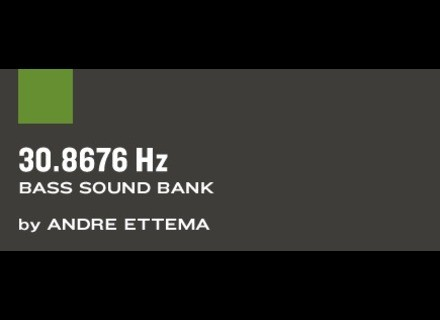 Applied Acoustics Systems 30.8676 Hz