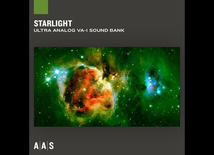 Applied Acoustics Systems Starlight Sound Bank For Ultra Analog VA-1
