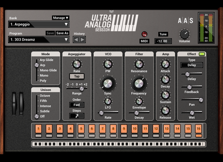 Applied Acoustics Systems Ultra Analog Session 2
