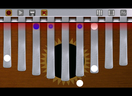 Apploudable Kalimba