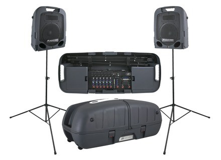 Architectural Acoustics by Peavey Escort 6000