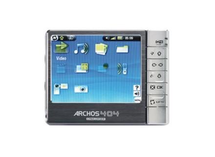 ARCHOS 404 CAMCORDER DRIVERS WINDOWS 7