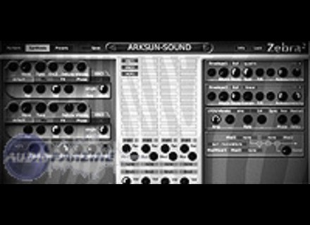 Arksun-Sound Zebra Arksun Soundbank