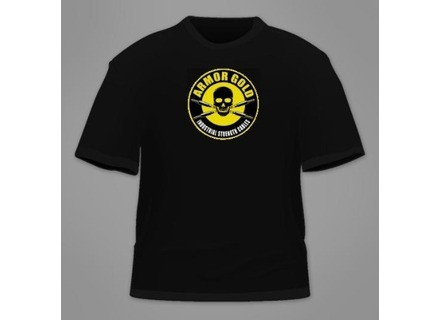 Armor Gold Cables T-Shirts