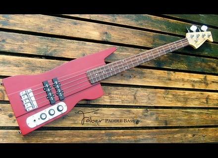Arnoud Faber PaddleBass