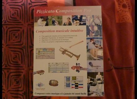 Arpège Musique Pizzicato Composition Pro