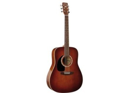 Art & Lutherie Cedar Antique Burst Left