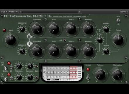 Arts Acoustic CLMS-1 XL