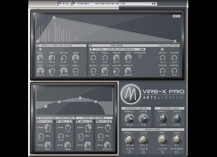 Arts Acoustic ViRe-X Pro