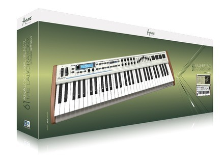 Arturia Analog Experience The Laboratory 61 Keys