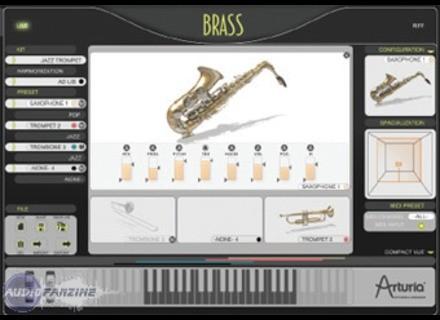 Arturia Brass 2.0