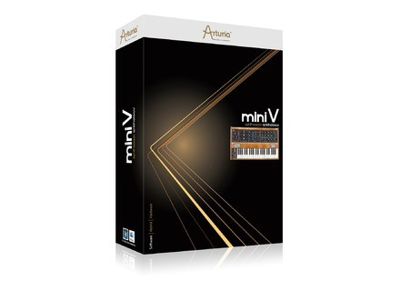 Arturia Mini V Next Generation