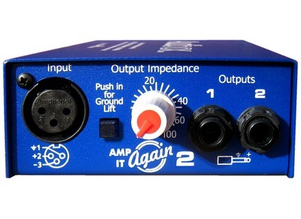 ARX Amp It Again 2