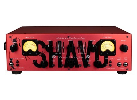 Ashdown 22 Head Shavo Odadjian Signature