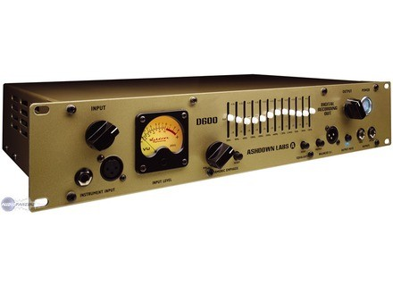Ashdown AL-AD600 Amp Head