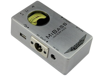 Ashdown MiBass Interface