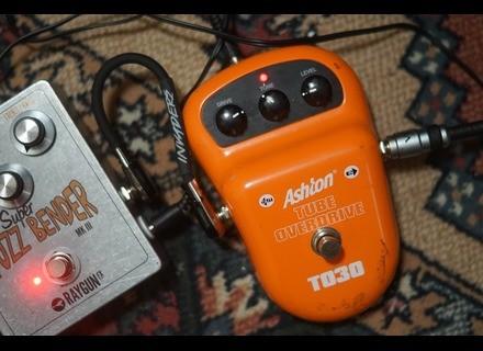 Ashton Tube Overdrive T030