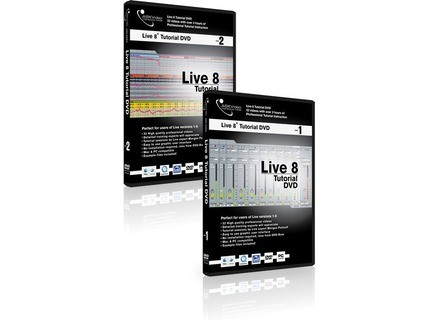 Ask Video Live 8 Tutorial DVD Series