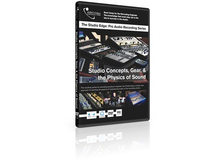 Ask Video The Studio Edge: Pro Audio Recording Tutorial DVD