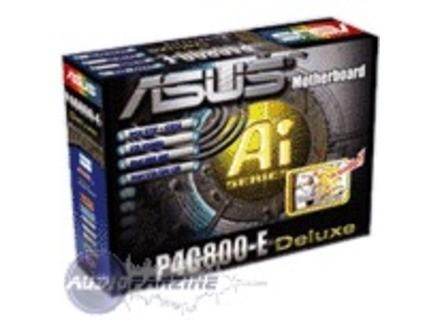 Asus P4C800 Deluxe-E