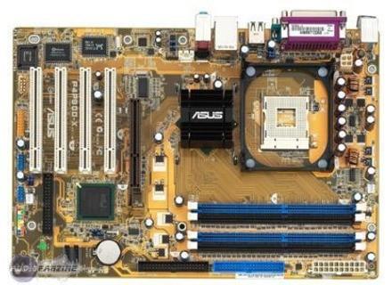 Asus P4P800S-X