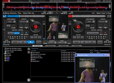 Atomix Productions Virtual DJ 4.x