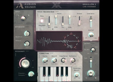 Auburn Sounds Graillon 2