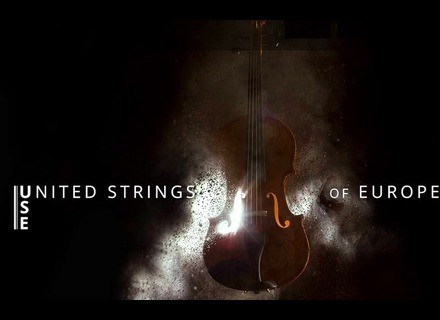Auddict United Strings of Europe