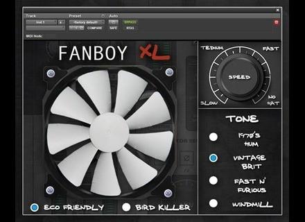 Audient Fanboy XL