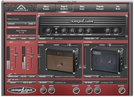 Audified ampLion Pro
