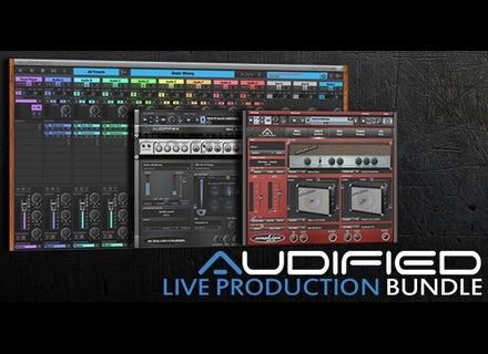 Audified Live Production Bundle