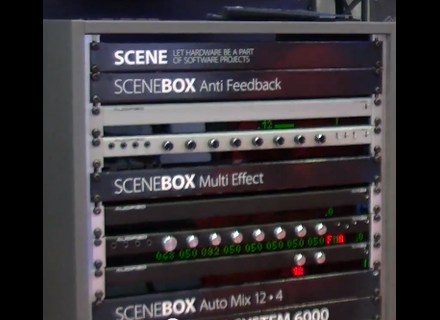 Audified SceneBox