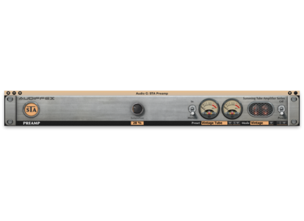 Audified STA Preamp