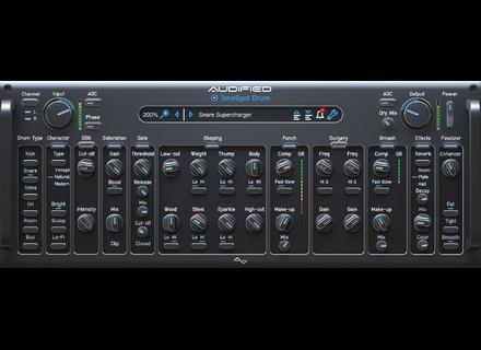 Audified ToneSpot Drum Pro