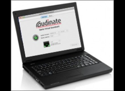 Audinate Dante Virtual Soundcard
