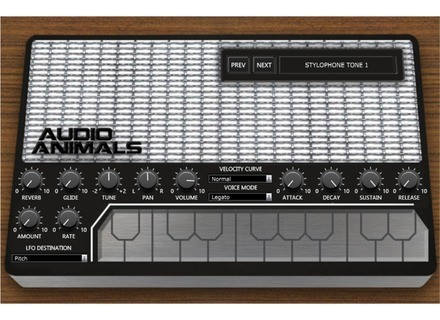 Audio Animals Stylophone