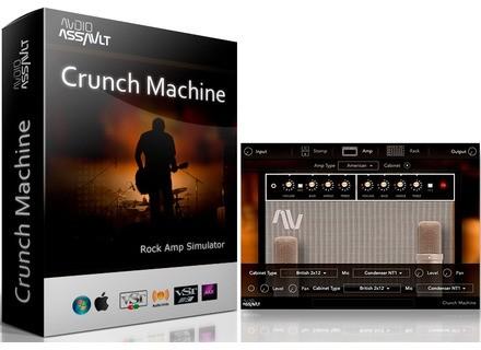 Audio Assault Crunch Machine