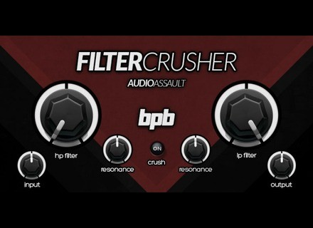 Audio Assault FilterCrusher