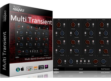 Audio Assault Multi Transient