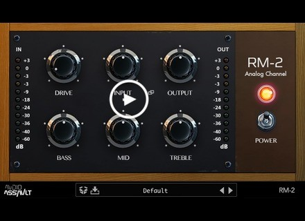 Audio Assault RM-2 Analog Channel