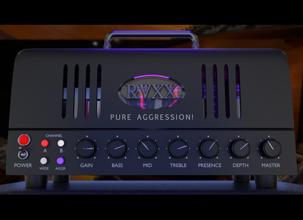 Audio Assault RVXX