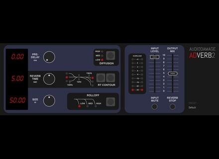 Audio Damage ADverb 2