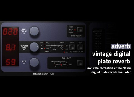 Audio Damage ADverb