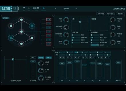 Audio Damage Axon 2