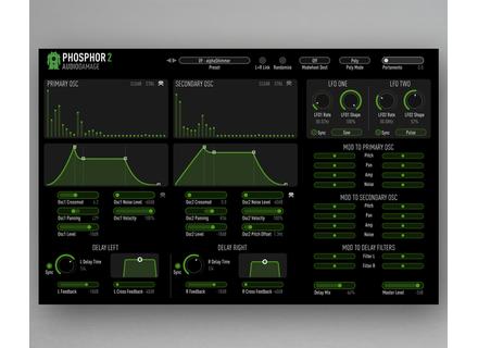 Audio Damage Phosphor 2