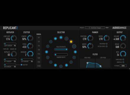 Audio Damage Replicant 2